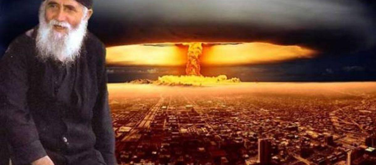 Προφητεία του Αγίου Παϊσίου: «Ο πόλεμος θα γίνει και οι Eλληνες… »
