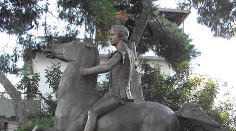Έως το τέλος του χρόνου το άγαλμα του Μεγάλου Αλεξάνδρου στο κέντρο της Αθήνας