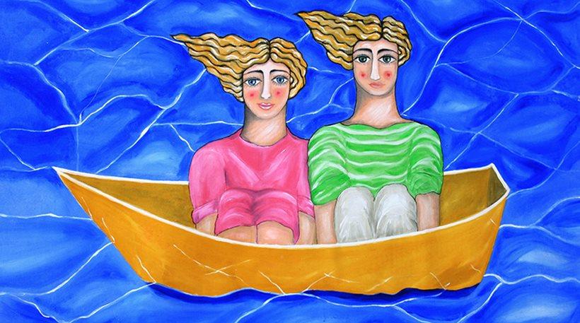 Ο κόσμος της Κρήτης με χρώματα και πηλό