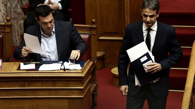 Συζήτηση στη Βουλή: Στην Κύπρο ο φάκελος της προδοσίας