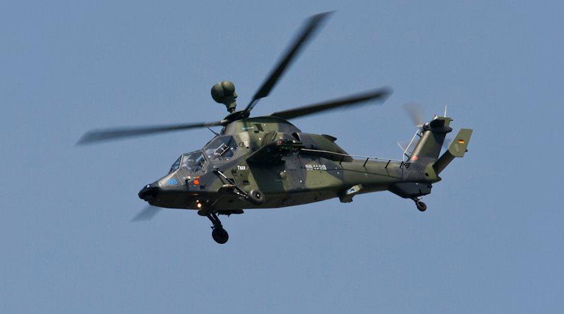 Συνετρίβη γερμανικό στρατιωτικό ελικόπτερο στο Μάλι – Νεκροί οι δύο πιλότοι