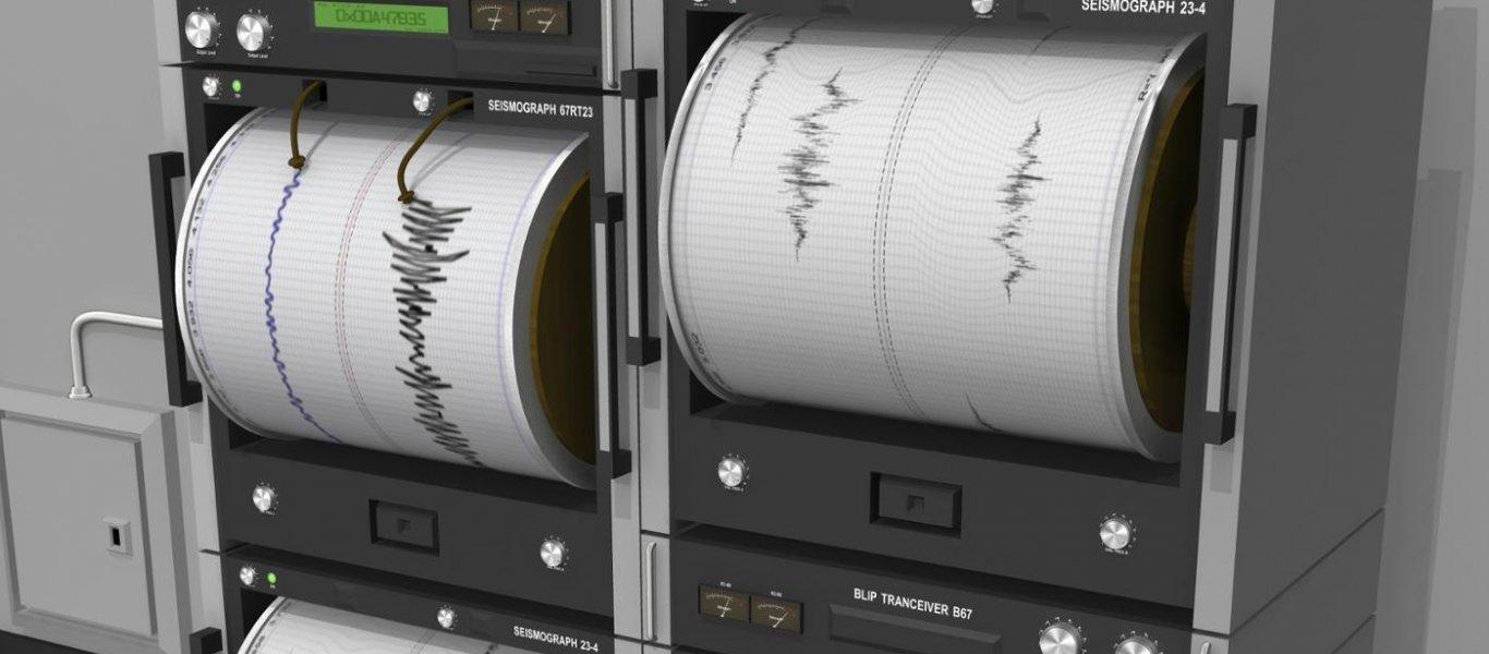 «Χτύπησε» και την Κρήτη ο Εγκέλαδος: Νέος ισχυρός σεισμός