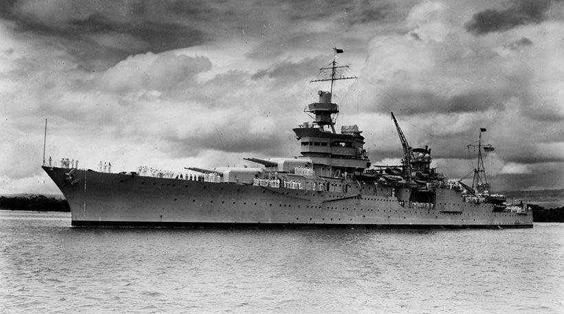 Στην «επιφάνεια» το USS Indianapolis, 72 χρόνια μετά τη βύθισή του