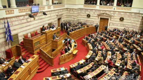 Συνεδριάζει με διευρυμένη ατζέντα, σήμερα το πρωί, το υπουργικό συμβούλιο