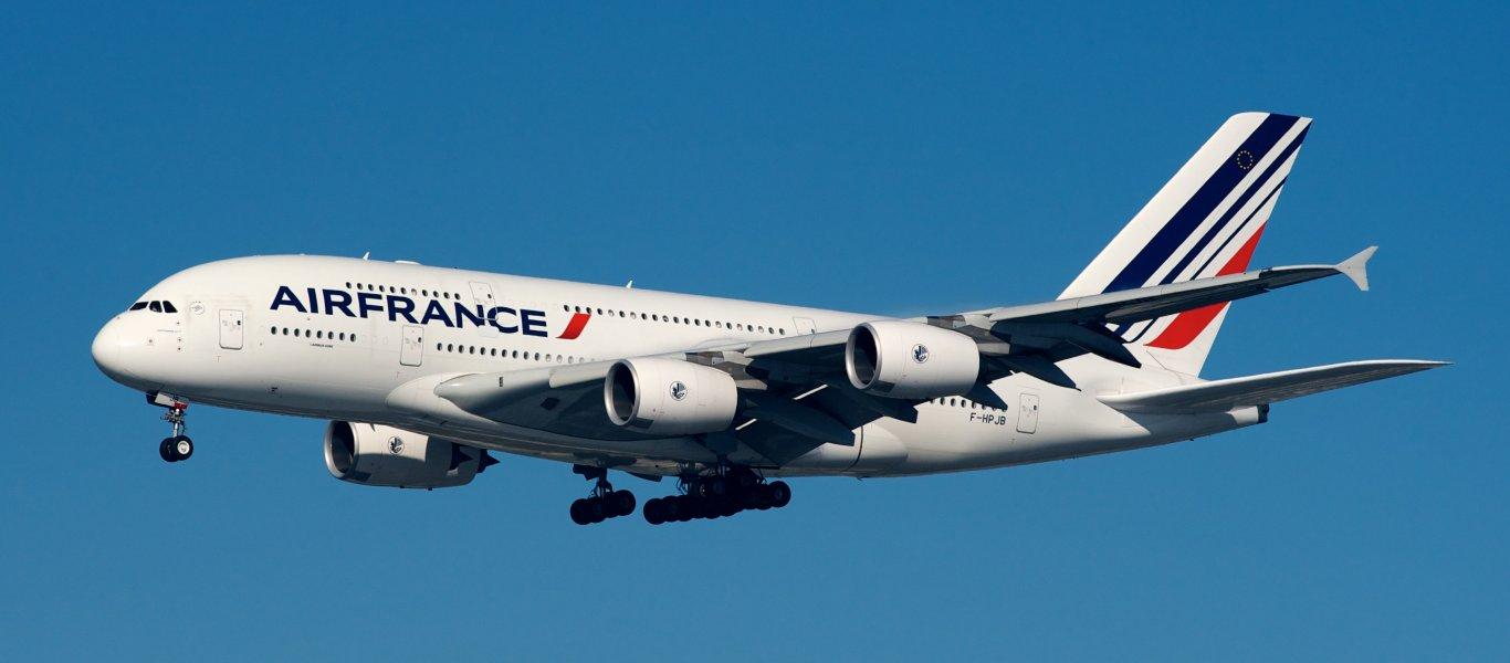 Το ξανάκανε για δεύτερη φορά το Α380: Αεροσκάφος της Air France τίναξε κινητήρα στον αέρα! (φωτό, βίντεο)