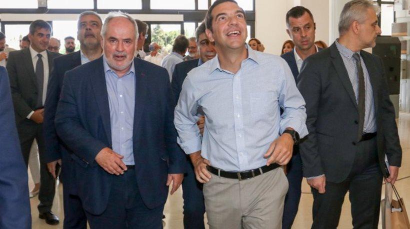Τσίπρας από Ηράκλειο: Είμαι υπερήφανος που η Ελλάδα έχει ένα τόσο υψηλό επίπεδο επιστημόνων