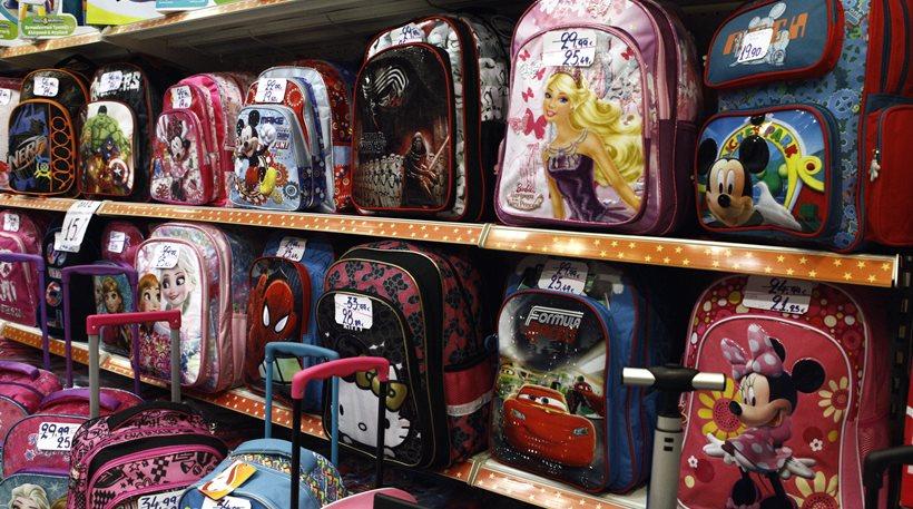 Προς γονείς: Τι να προσέξετε στις σχολικές τσάντες