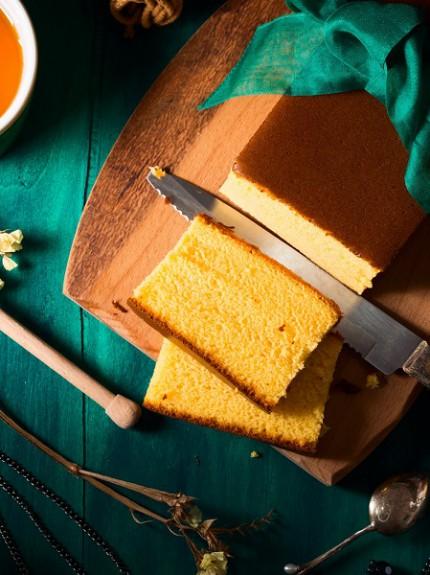 Castella, το γιαπωνέζικο αφράτο κέικ