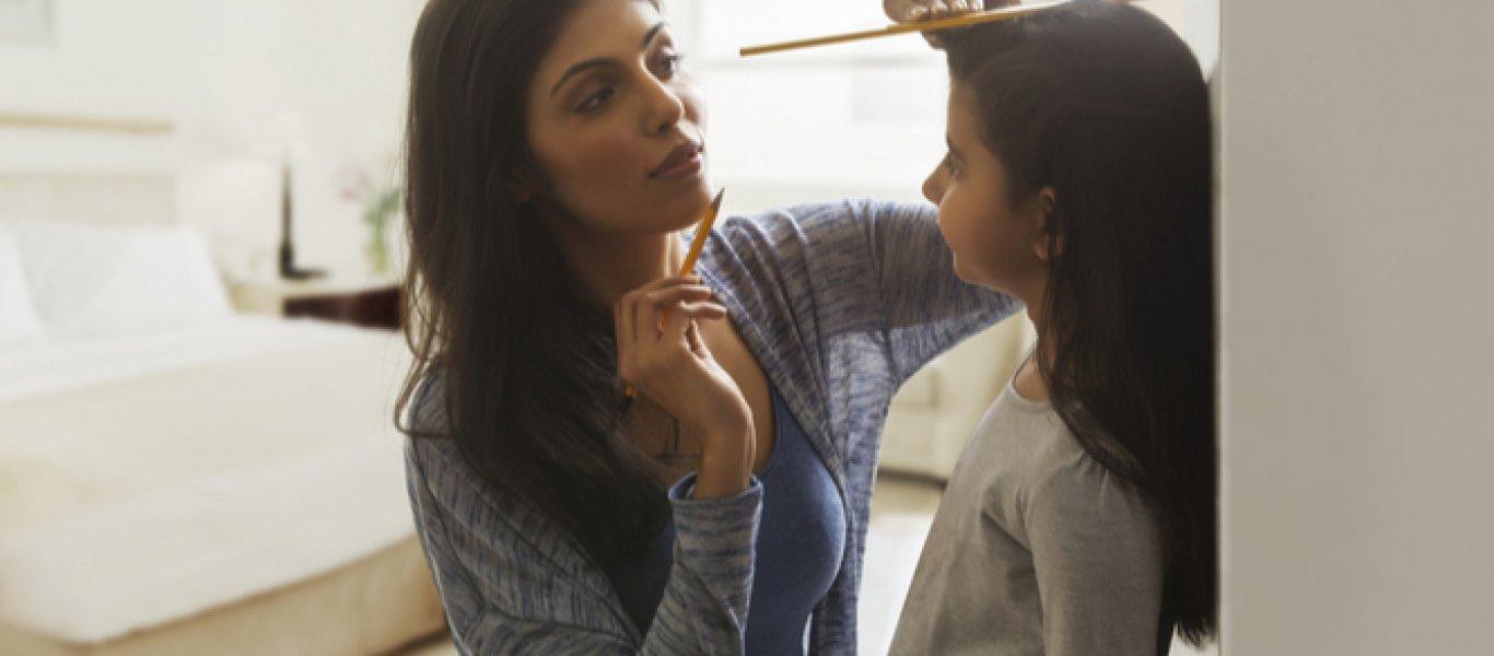 Αναρωτιέστε πόσο θα ψηλώσει το παιδί σας; – Δείτε πως να το προβλέψετε