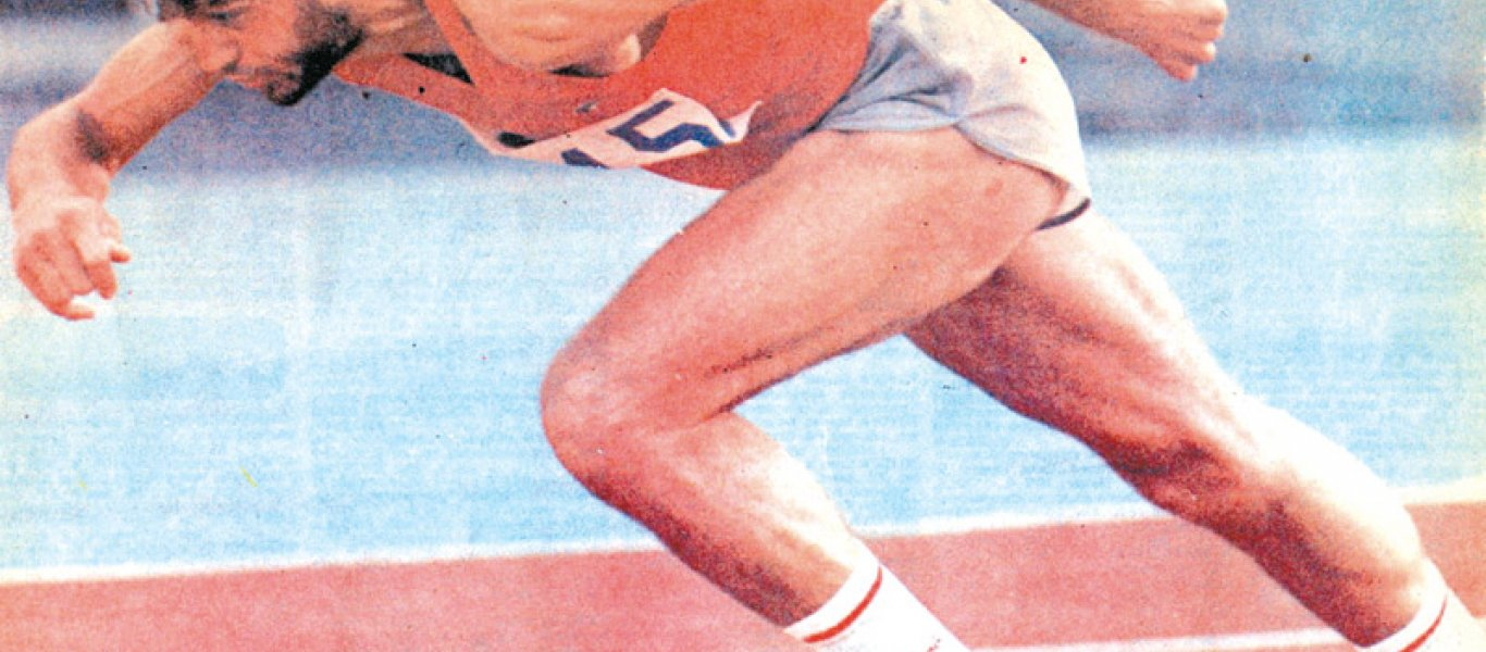 Θανάσης Καλογιάννης: Η συναρπαστική ζωή του Έλληνα πρωταθλητή από τον Βόλο μέχρι το Σάο Πάολο της Βραζιλίας (φωτό)