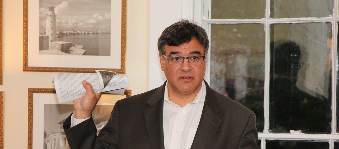 Τζον Κυριάκου: Ο Ελληνοαμερικανός πράκτορας της CIA και το μυστηριώδες ατύχημά του- Ποιο το παρασκήνιο; (φωτό)