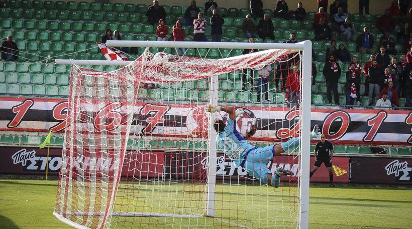 Ξάνθη-Ατρόμητος 0-2: Νέα νίκη, εννέα αγώνες αήττητος και άλλη μια βδομάδα στην κορυφή!