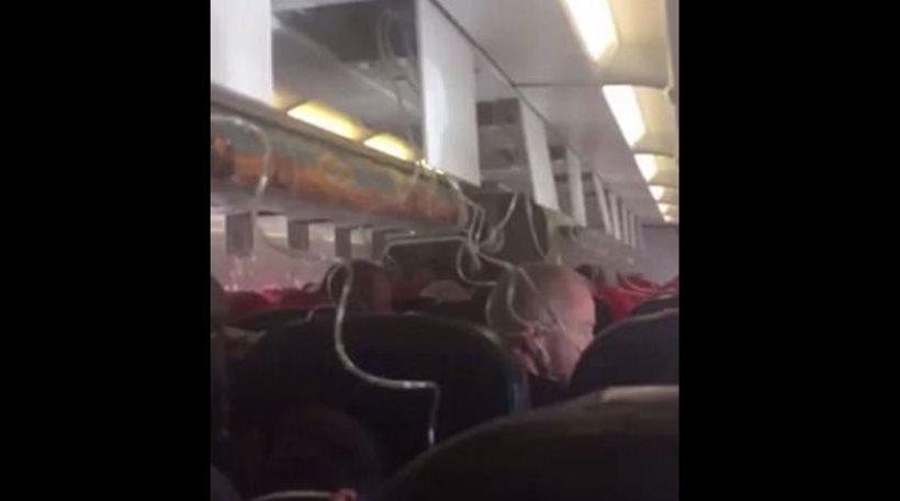 Πτήση τρόμου της Air Asia με βουτιά 20.000 ποδών στον αέρα: Λέγαμε όλοι αντίο