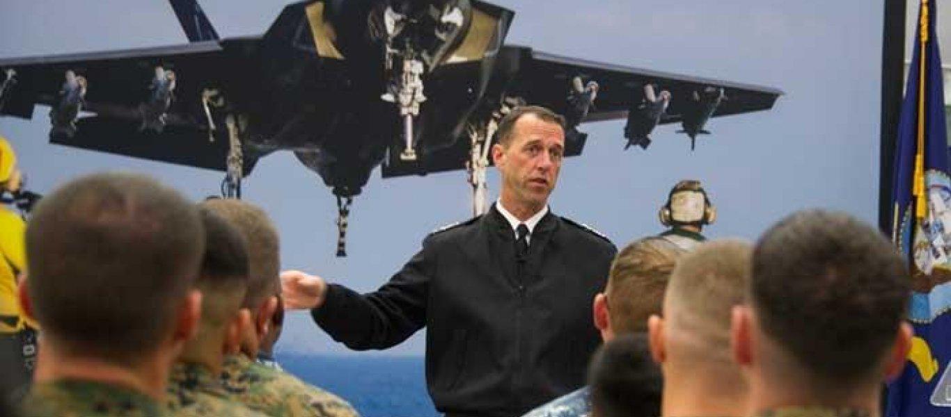 Αμερικανός ναύαρχος: «Δεν μπορούμε να εντοπίσουμε τα… δικά μας F-35»! – Και κάποιοι μιλούν για «λίφτινγκ» σε παλιά F-16