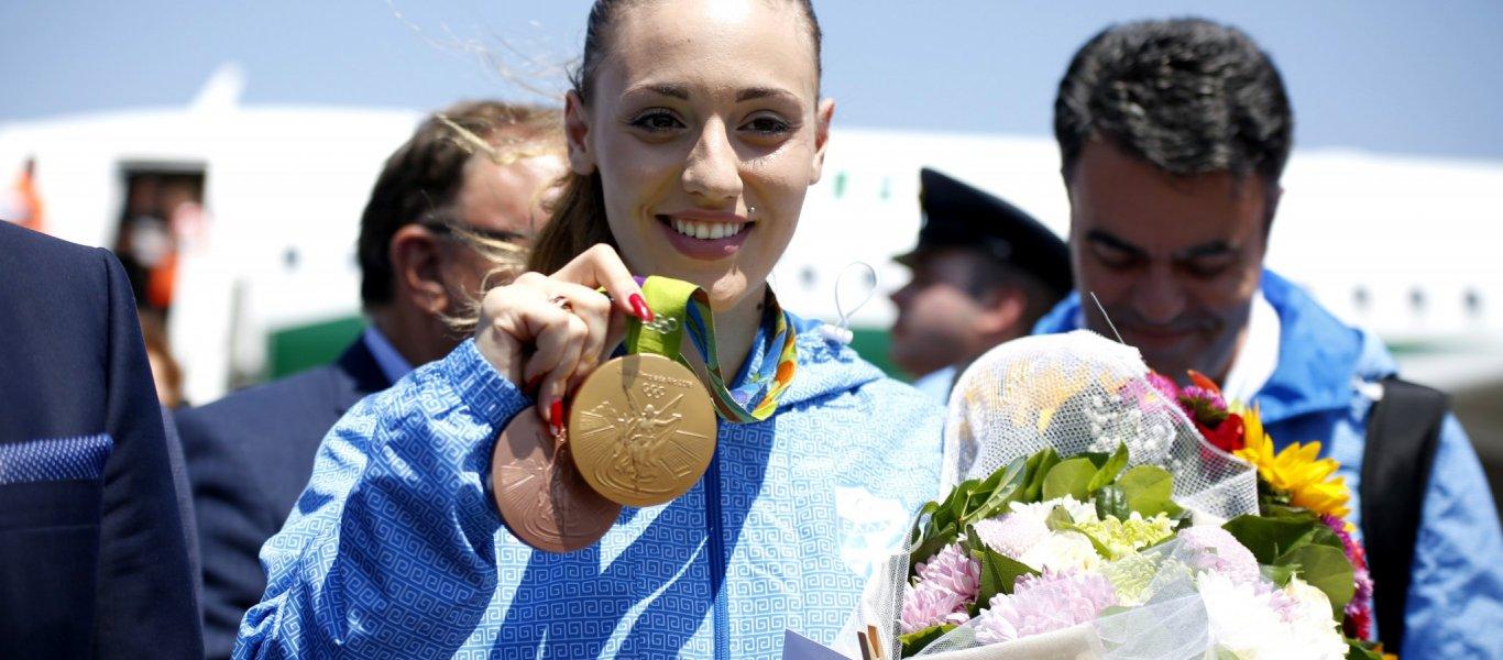 Αυτός είναι ο ακατάλληλος χώρος που η χρυσή Ολυμπιονίκης Άννα Κορακάκη κάνει προπόνηση – Δεν θα το πιστεύετε (φωτό)