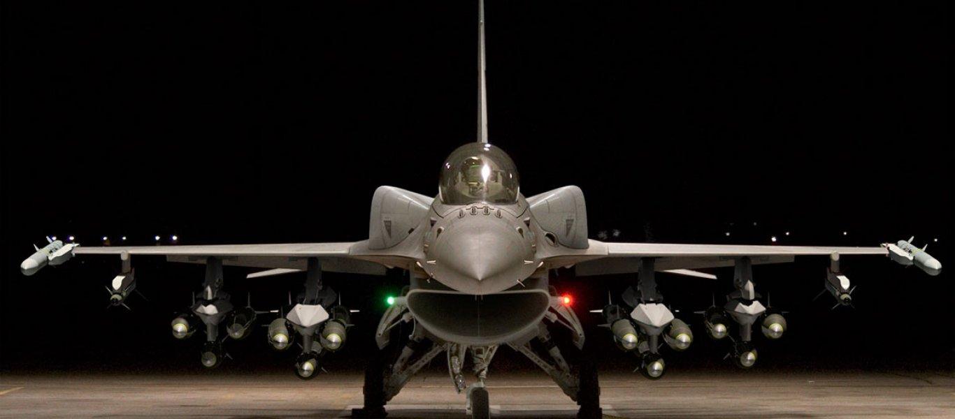 AΠΟΚΛΕΙΣΤΙΚΟ: Αυτό είναι το πραγματικό κόστος εκσυγχρονισμού/αναπαλαίωσης των F-16