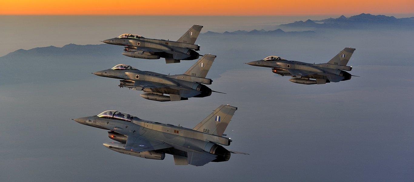 Το ΓΕΕΘΑ επιβεβαιώνει τον Π.Καμμένο: «1,1 δισ. δολάρια θα κοστίσει το λίφτινγκ των F-16»