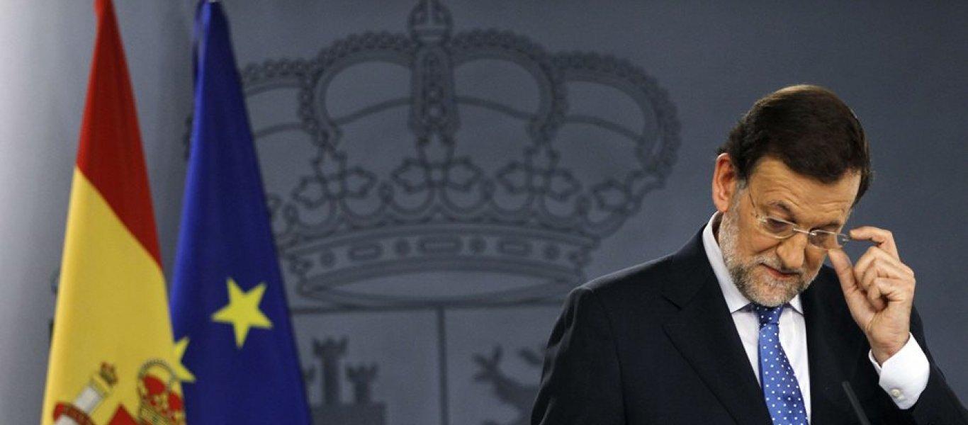 Ο Μ.Ραχόι ανακοίνωσε τη διάλυση της καταλανικής βουλής και προκήρυξε πρόωρες εκλογές στην περιφέρεια!