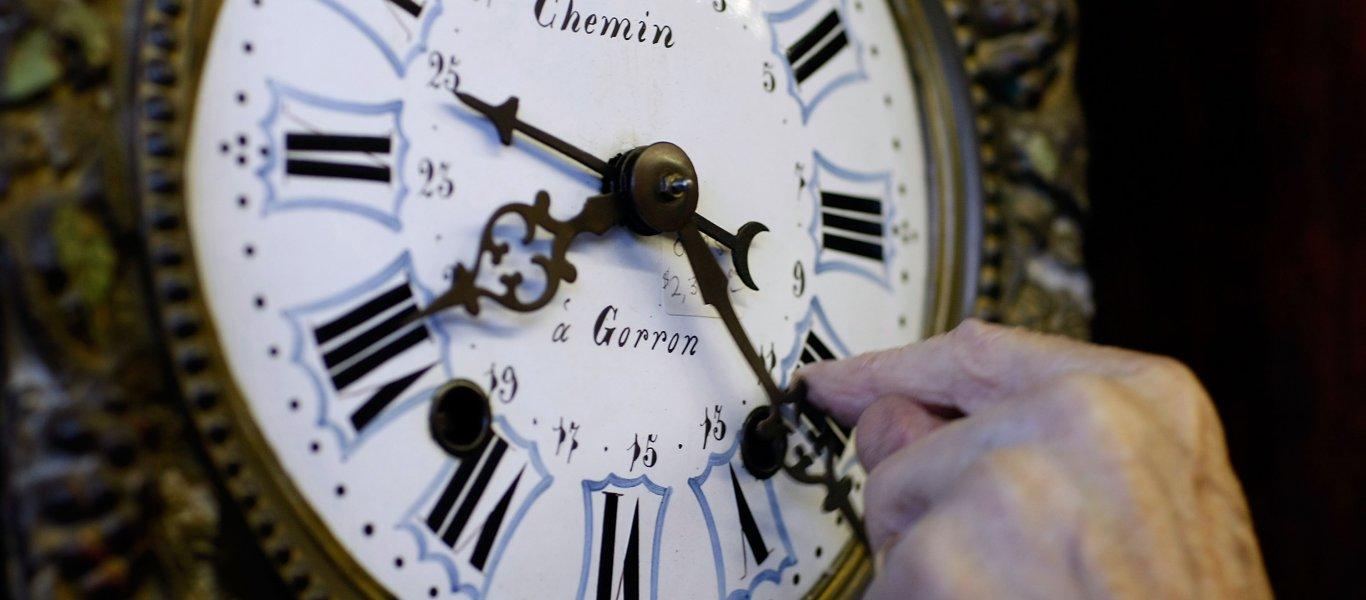 Κομισιόν: Διαβουλεύσεις για την κατάργηση της θερινής ώρας