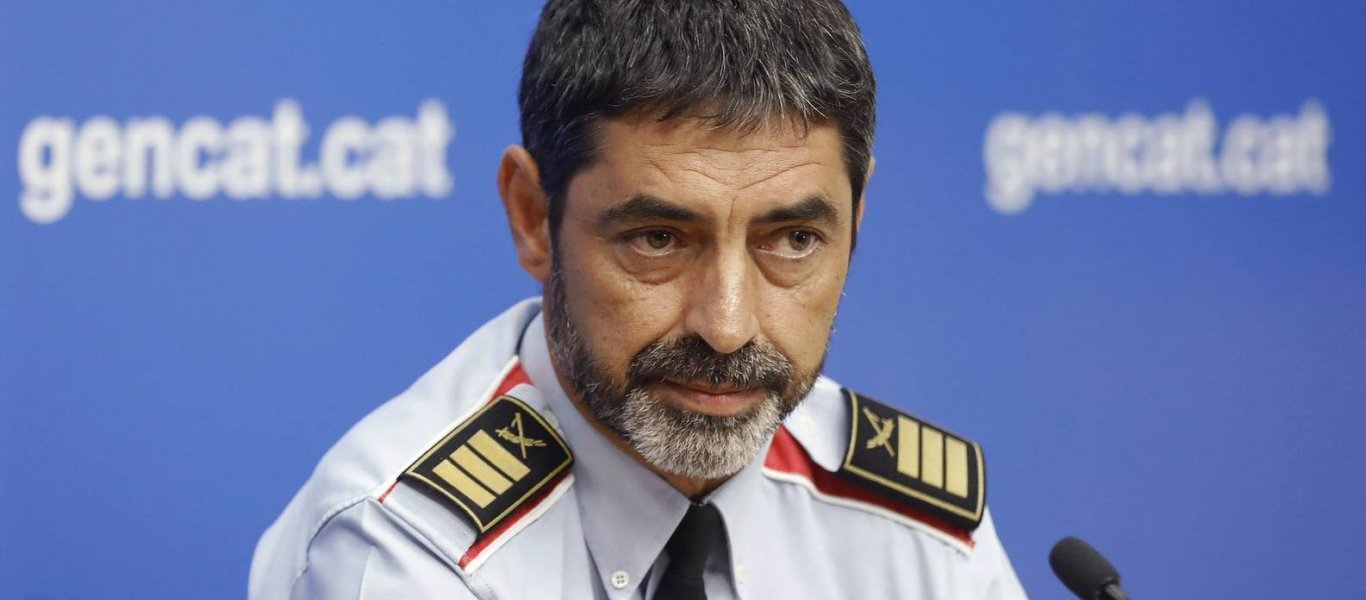 Νέες διαστάσεις αποκτά η κρίση της Ισπανίας: Η Μαδρίτη «παραίτησε» τον αρχηγό της καταλανικής αστυνομίας