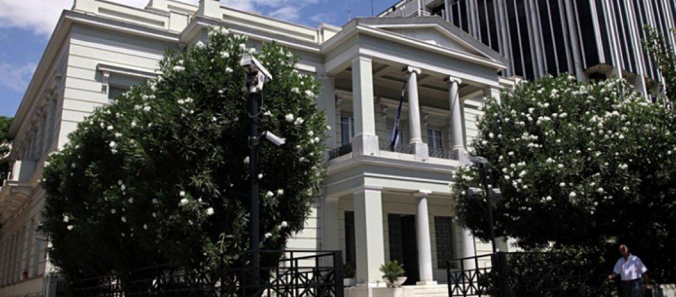 Υπουργείο Εξωτερικών: «Η μαφιόζικη κυβέρνηση Ράμα θέλει να ξεριζώσει την ελληνική μειονότητα από την Β. Ήπειρο»