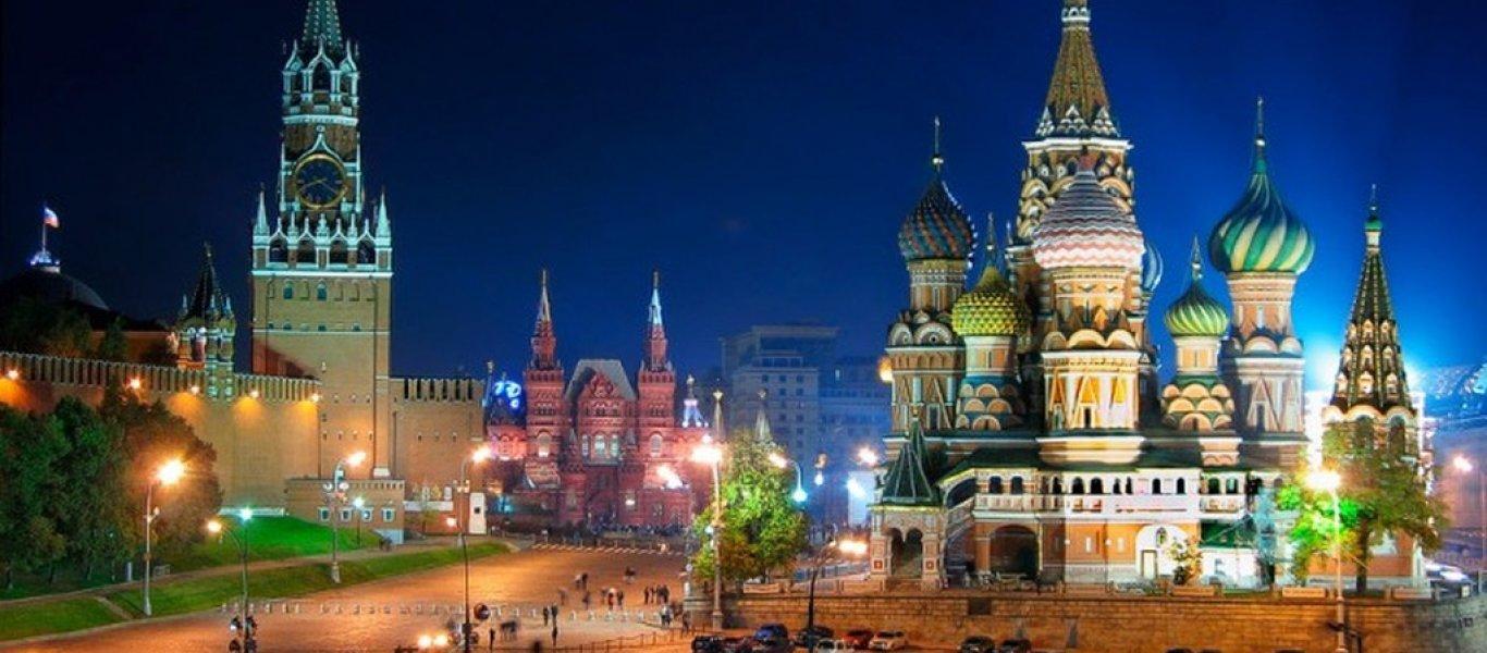 Βίντεο: Συναρπαστική βόλτα στην πρωτεύουσα της Ρωσίας
