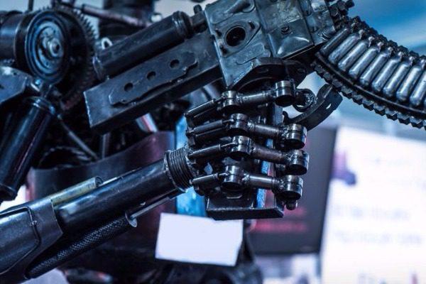 Επιστήμονες προειδοποιούν: Τα ρομπότ θα μας σκοτώσουν όλους