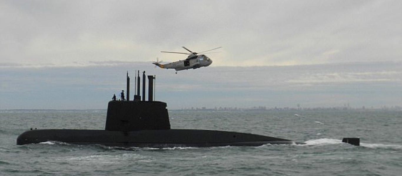 Ο χρόνος κυλά αντίστροφα για το χαμένο υποβρύχιο San Juan: Εξαντλούνται τα αποθέματα οξυγόνου!