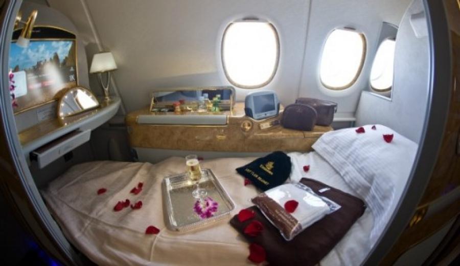 Δείτε τις πολυτελέστατες καμπίνες α' θέσης που λανσάρει η Emirates