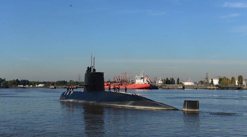 Θρίλερ στην Αργεντινή: Οι Αμερικανοί βρήκαν το χαμένο υποβρύχιο;