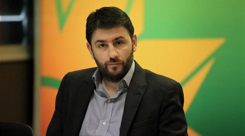 Ανδρουλάκης: Εγγυώμαι προσωπικά την ενότητα και την ανανέωση