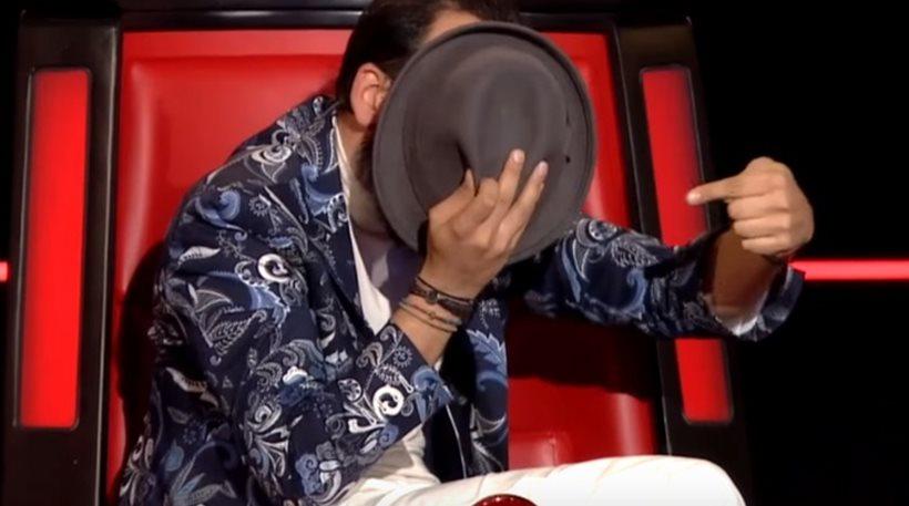 The Voice: Ο διαγωνιζόμενος που… τρέλανε τον Πάνο Μουζουράκη