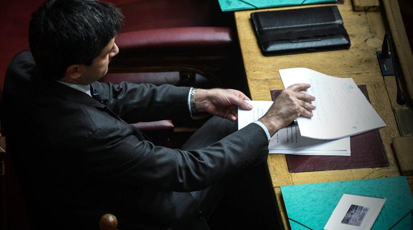 Πρωτογενές πλεόνασμα 3,82% και ένα δισ. νέοι φόροι στον προϋπολογισμό του 2018