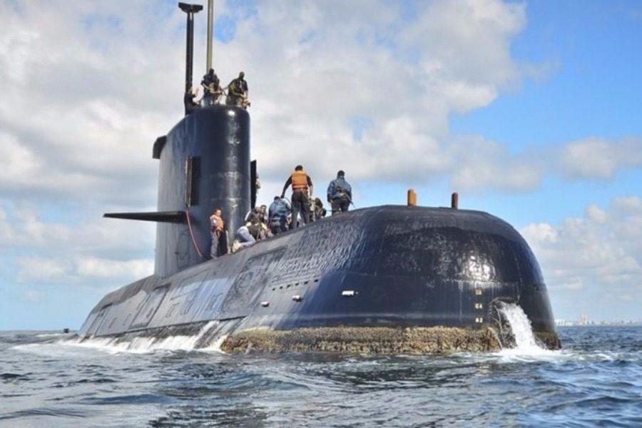 Έκρηξη σημειώθηκε στην περιοχή όπου εξαφανίστηκε το υποβρύχιο της Αργεντινής