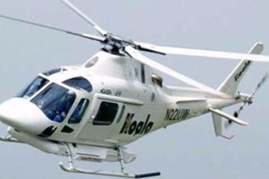 Βρετανία: Σύγκρουση αεροπλάνου με ελικόπτερο ‑ Φόβοι για τρεις νεκρούς