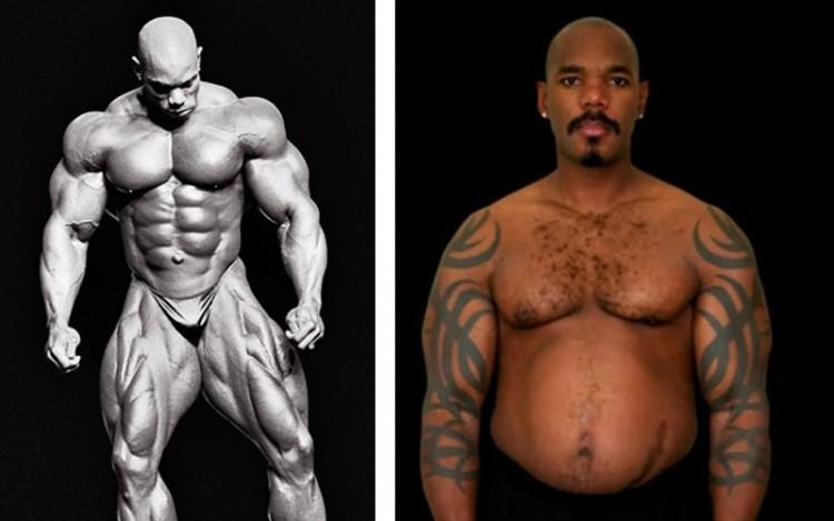 Όταν οι bodybuilders… «ξεφουσκώνουν»: Δείτε τι κάνουν τα αναβολικά και τα «αυξητικά» στο ανθρώπινο σώμα! (φωτό)