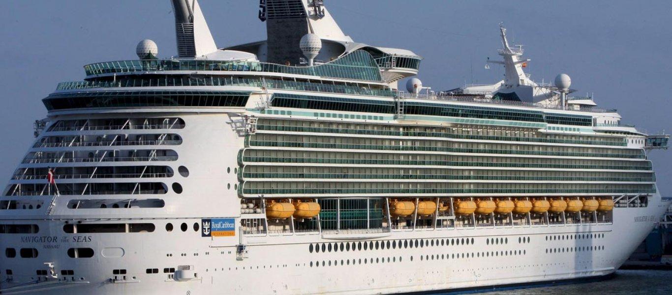 «Celestyal Nefeli»: Το κρουαζιερόπλοιο στον Πειραιά που θα φιλοξενήσει τους πληγέντες