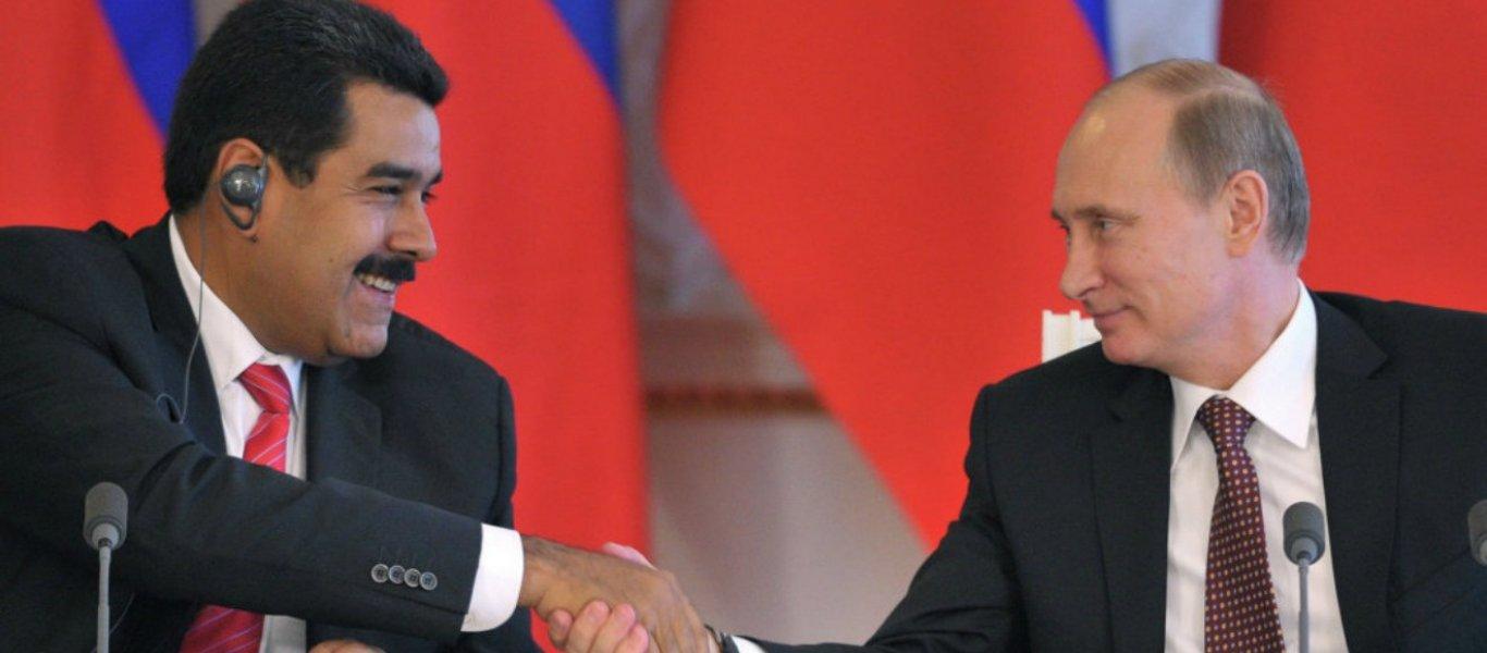 ΕΚΤΑΚΤΟ: Η Ρωσία θα αποπληρώσει το χρέος της Βενεζουέλας! – Την Τετάρτη υπογράφουν την συμφωνία Β.Πούτιν & Ν.Μαδούρο