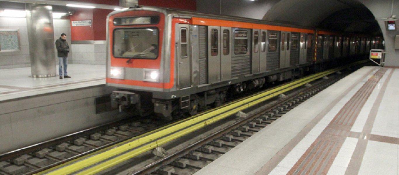 Κλειστοί σταθμοί του μετρό ανήμερα της 17 Νοέμβρη – Δείτε ποιοι