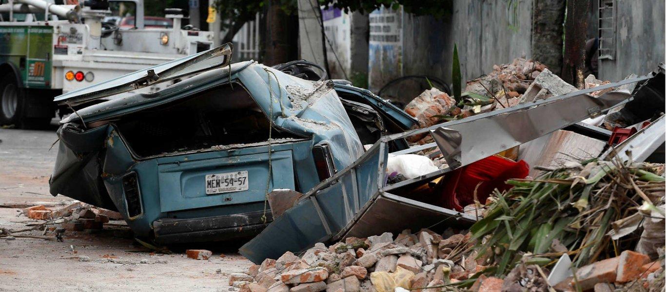 «Βόμβα» από Αμερικανούς σεισμολόγους: «Έρχονται καταστροφικοί σεισμοί το 2018!»