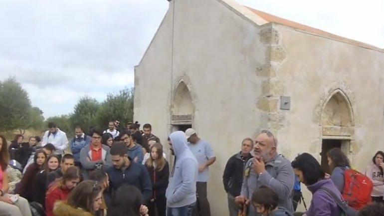Μια εκκλησία με δύο Αγίες Τράπεζες – Είναι μοναδική και βρίσκεται στην Κρήτη