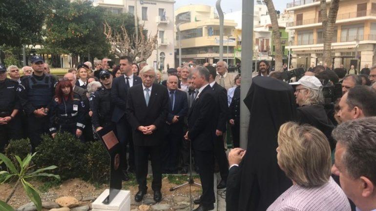 Παρουσία του Π. Παυλόπουλου οι λαμπρές εκδηλώσεις για την Αγία Αικατερίνη