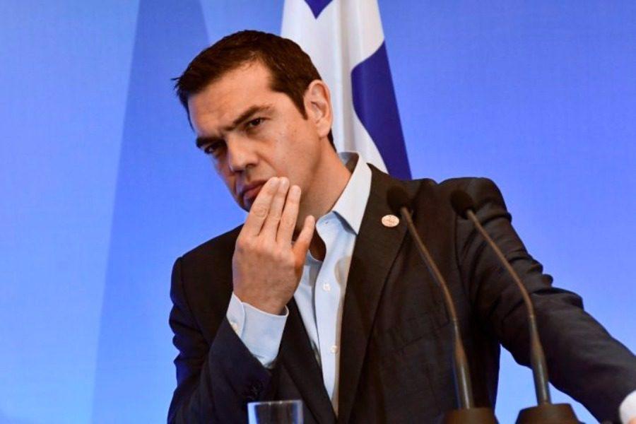 O Tσίπρας θα τιμηθεί με το βραβείο πολιτικού σθένους