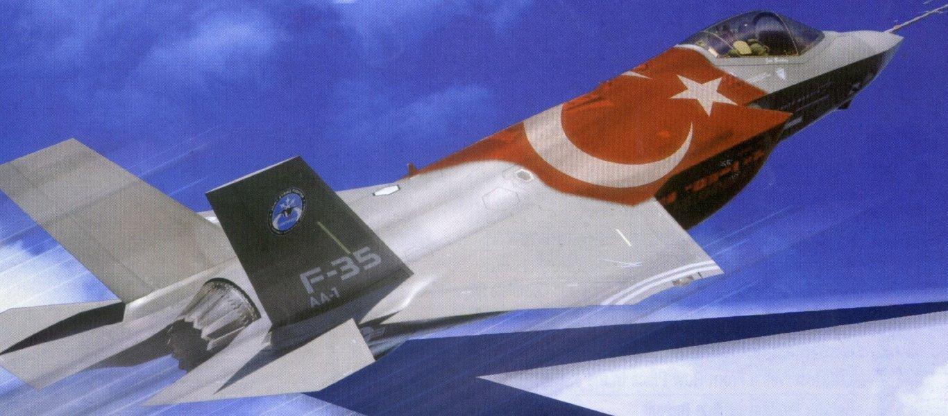 Ιδού το πρόγραμμα παραλαβής των τουρκικών F-35 από την ΤΗΚ – Πλήρης διάψευση του Ελληνα Α/ΓΕΑ