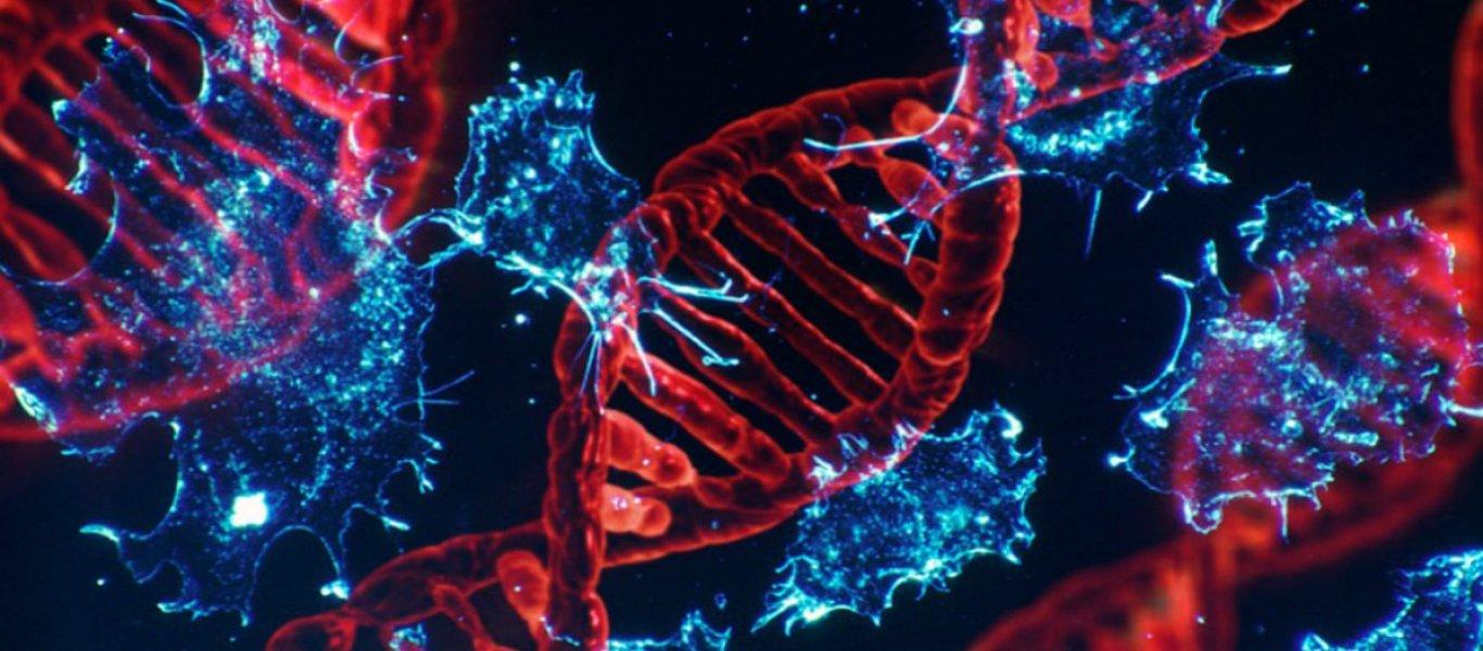 Σημεία των καιρών: Προσπαθούν μόνοι τους να τροποποιήσουν το DNA τους για να γίνουν υπεράνθρωποι!