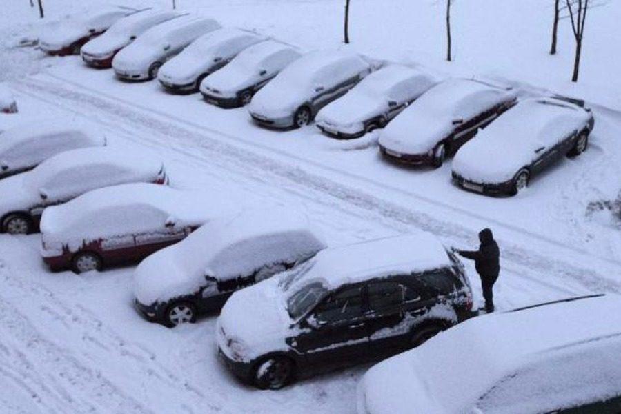 Πως να προστατεύσεις το αυτοκίνητό σου από τις χαμηλές θερμοκρασίες