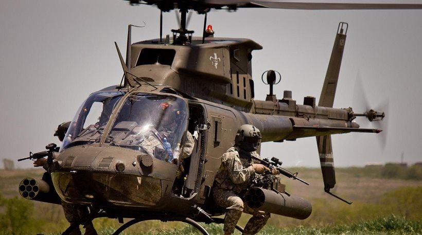 ΚΥΣΕΑ: 46 εκατ. δολάρια για 70 μεταχειρισμένα ελικόπτερα από τις ΗΠΑ