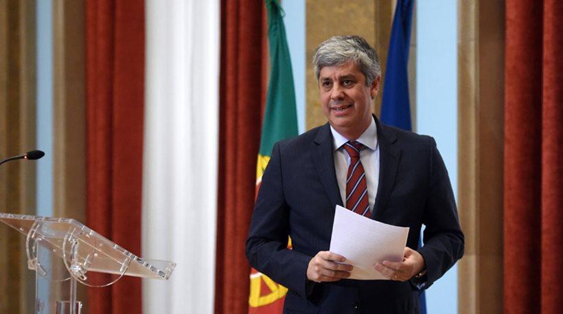 Ο Πορτογάλος Μάριο Σεντένο εξελέγη νέος πρόεδρος του Eurogroup