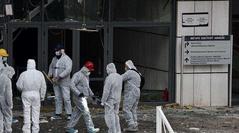 Οι δικαστές επιρρίπτουν ευθύνες στην κυβέρνηση για τη βομβιστική επίθεση στο Εφετείο