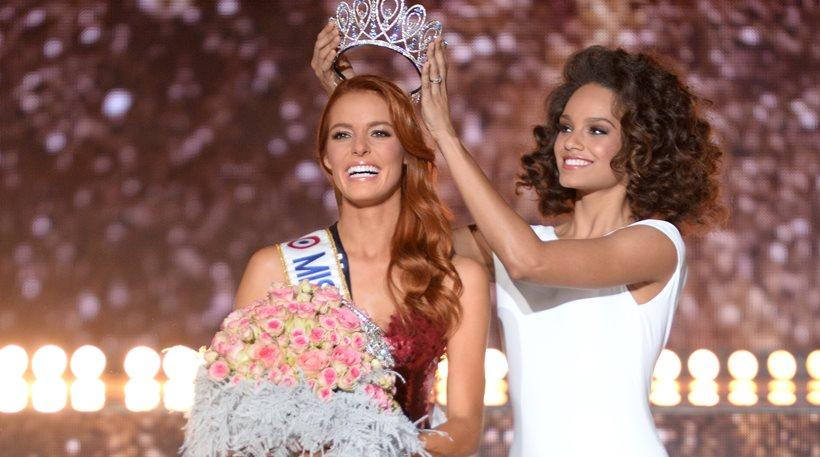 «Μις Γαλλία»: Μια καλλονή δικηγόρος 176 εκατοστών είναι η νικήτρια!